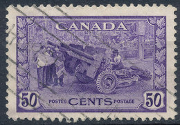 Stamp Canada  1942 50c Used - Used Stamps