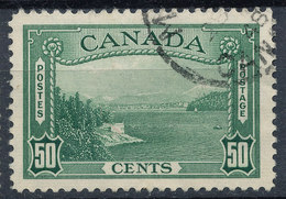 Stamp Canada  1938 50c Used - Used Stamps