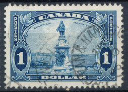Stamp Canada  1935  $1 Used - 1911-1935 Reign Of George V