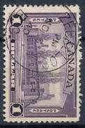 Stamp Canada  1938  $1 Used - Used Stamps