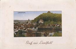 Gruss Aus LANDSTHUL    ( Carte Peu Fréquente ) - Landstuhl