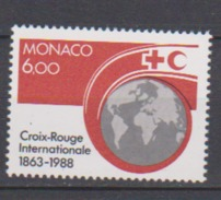 MONACO      N° YVERT  :   1637      NEUF SANS CHARNIERE - Monaco