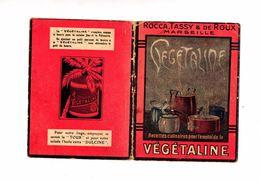 Livret Recette Publicite Vegetaline - Gastronomie