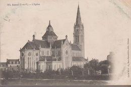 Janzé - L'église - Andere Gemeenten