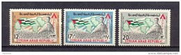 Syria/Syrie 1965 - Stamps - Airmail - The Second  Anniversary Of March Revolution - Syria