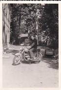 PHOTO----moto Populaire  ( 1964 )---voir 2 Scans - Motos