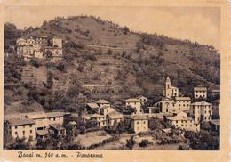 Entroterra Di Genova_BOASI _- Viaggiata- Francobollo Integro-Originale 100%- - Genova