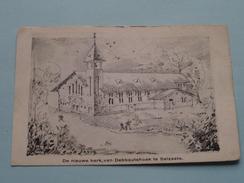 De Nieuwe Kerk Van DEBBAUTSHOEK Te ( Selzaete ) Anno 19?? ! - Zelzate