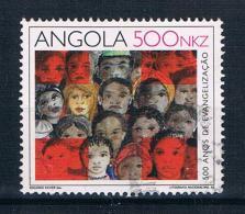 Angola 1992 Mi.Nr. 885 Gest. - Angola