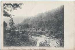 Daverdisse-sur-Tiesse - Le Pont Des Cochettes - Circulé En 1908 - Animée - TBE - Daverdisse