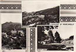 Entroterra Di Genova_CAPANNE Di MARCAROLO-Viaggiata-Francobollo Integro -Originale 100%- - Genova (Genua)