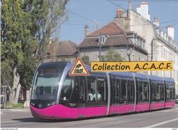 Rame Citadis 302 Alstom Du Tramway, à Dijon (21) - - Dijon
