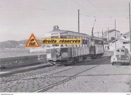 Rame Réversible Du Tramway De Marseille (13), à Hauteur De La Pointe Rouge - - Endoume, Roucas, Corniche, Beaches