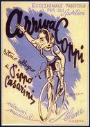 CYCLING - ITALIA MODENA 2008 - MOSTRA FILATELICA: IL CICLISMO - CARTOLINA UFFICIALE - FAUSTO COPPI - Cycling