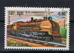 Kampuchea Y/T 465 (0) - Kampuchea