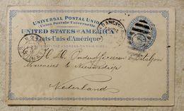 Briefkaart / Post Card - San Francisco USA -  2 Bataljon Mariniers NIEUWEDIEP Onderofficieren - DEN HELDER - San Francisco
