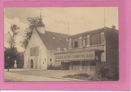 DEURNE:KERK + ONS GILDENHUIS-BEIRENS BLOND-CAMPINA BIER - België
