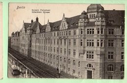 BERLIN , Kaiserl. Patentamt , Gitschiner Strasse - Deutschland