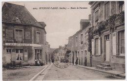 Rouessé-Vassé. Route De Parennes - Altri Comuni