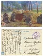 CPA-En Guerre - Weltkrieg 1914-18