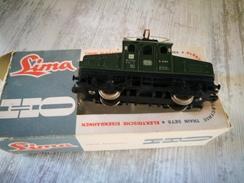 Train électrique Lima HO Locomotive E6902 Avec Sa Boîte D'origine - Jouets Anciens