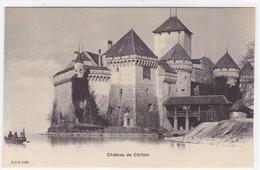 Bouches-du-Rhône - Château De Chillon - Frankrijk