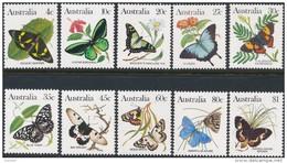 Australie Butterflies - Vlinders