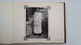 Très Beau Album Photo D'une Famille Francaise En Hanoï Et Saigon, Indochine C. 1920-1930 - 185+ Photos - Albums & Collections