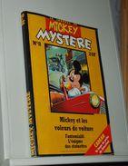 Mickey Mystere N° 8 De 1995 - Mickey Parade