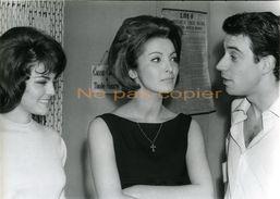 """Franck Fernandel Théâtre """"Bienheureuse Anaïs"""" 1963 Grande Photo Par Grésillon - Célébrités"""