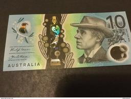 Australia NLP 10 Dollars 2017. UNC. - Decimal Government Issues 1966-...