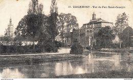 TIRLEMONT-TIENEN - Vue Du Parc St-Georges - N'a Pas Circulé - SAIA, Bruxelles - Tienen
