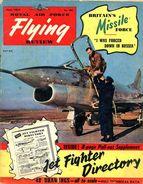 Royal Air Force Flying Revue Vol XII, N°10 June 1957 - Armée/ Guerre