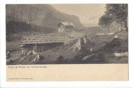 18003 - Hôtel & Chalet Am Oeschinensee - BE Berne