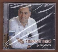 AC -  Mehmet Ekici Gönül Avazı BRAND NEW TURKISH MUSIC CD - World Music