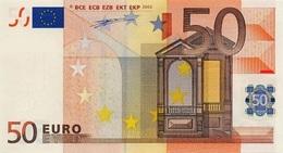 EURO SPAIN 50 V M002 UNC DUISENBERG - EURO