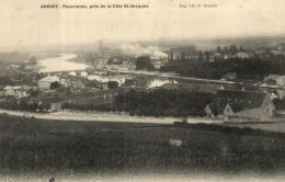 B 2137 - Joigny (89) Panorama Pris De La Côte St Jacques - Joigny