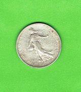 1 Francs 1917 - H. 1 Franco