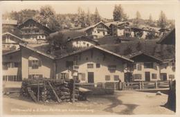 Mittenwald A.d. Isar. Partie Am Kalvarienberg - Bad Toelz
