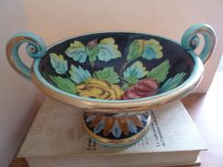 Coupe Faïence CERART Monacco - Ceramics & Pottery