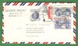 USA - Letter No. 7 - United States