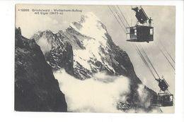 18007 - Grindelwald Wetterhorn-Aufzug Mit Eiger - BE Berne