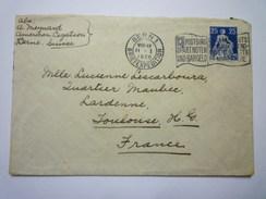 ENVELOPPE  Au Départ De  BERN 1  à Destination De  TOULOUSE   1920   XXX - Lettres & Documents