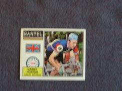 N° 108 PANINI Sprint 72 Danny Horton  Great Britain Cyclisme Cycliste Coureur Vélo Wielrenner Chromo Trading Card - Vieux Papiers