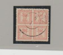 Mecklenburg-Schwerin, Mi.Nr. 5, Dm Onitz  2 Kreis (Grobe + 40,00)  O - Mecklenburg-Schwerin