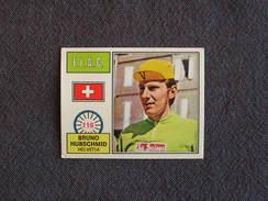 N° 118 PANINI Sprint 72 Bruno Hubschmid Suisse Cyclisme Cycliste Coureur Vélo Wielrenner Chromo Trading Card - Vieux Papiers