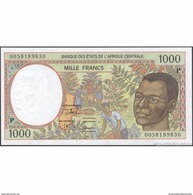 TWN - CHAD (C.A.S.) 602Pg - 1000 1.000 Francs 2000 UNC - Chad