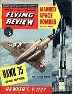 Royal Air Force Flying Revue Vol XVI, N°5 February 1961 - Armée/ Guerre