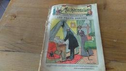 136/ MA RECREATION N°7 1911 LES FRUITS CONFITS - Books, Magazines, Comics