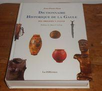 Dictionnaire Historique De La Gaule. Des Origines à Clovis. Jean Pierre Picot. 2002. - Dictionaries